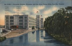 No 8 Mill-Riverside Division, Riverside and Dan River Cotton Mills