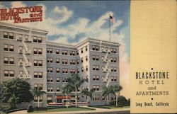Blackstone Hotel and Apartments
