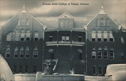 Arizona State College Postcard