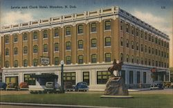 Lewis and Clark Hotel Postcard