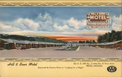 Hill & Sons Motel