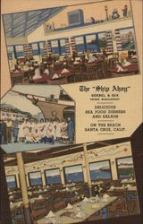"The ""Ship Ahoy"" Outstanding Sea Food Restaurant"