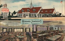 Howard Johnson's - U.S. Route One