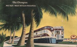 The Champion - New York/Miami All Coach Streamliner