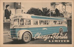 Chicago-Florida Limited, Southeastern Greyhound Lines