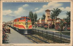 "Florida East Coast Railway Streamliner ""Henry M. Flagler"""