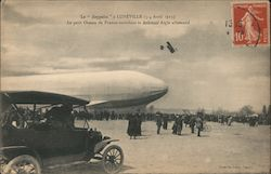 The Zeppelin Luneville, Biplane