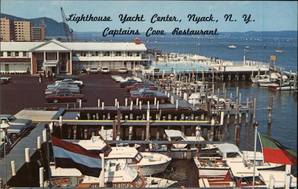 Captains Cove Restaurant At Lighthouse Yacht Center