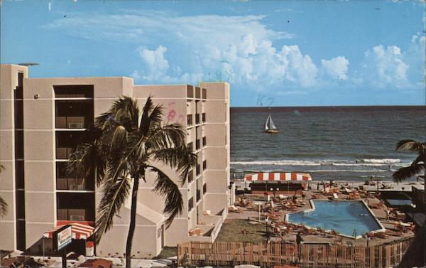 Howard Johnson's Motor Lodge and Restaurant Lauderdale-by-the-Sea Florida