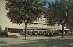 Hammond Technical Vocational High School Postcard