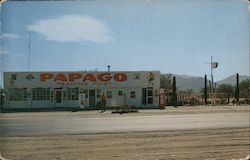 Papago Trading Post Postcard