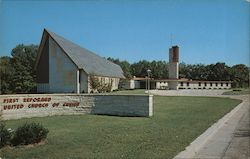 First Reformed United Church of Christ Postcard