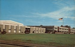 Rippowam High School Postcard