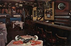 Cape Cod Room, The Drake Postcard