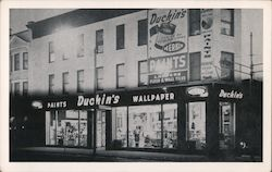 Duchin's Paints, Wallpapers Storefront