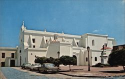 San Jose Church, Second Oldest in the Western Hemisphere Postcard
