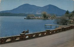 Clear Lake, California Postcard