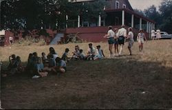 Camp Maria Pratt Operated by the Northwestern Connecticut Girl Scout Council Inc.