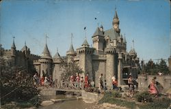Sleeping Beauty's Castle - Fantasyland