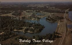 Natchez Trace Village Postcard