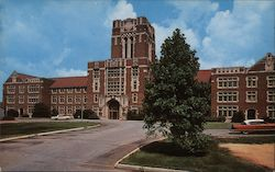 The University of Tennessee - Ayres Hall Liberal Arts Building