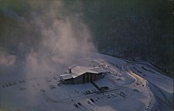 Snow Making Machines, Gatlinburg Ski Resort