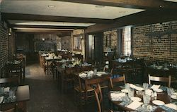 """The Ordinary"", Restored Original Dining Room, Treadway Maryland Inn"