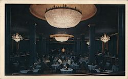 The Blue Room, The Fairmont Hotel