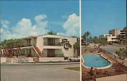 The Sea Cliff Apartment - Motel Postcard