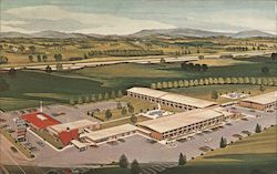 Howard Johnson's Postcard