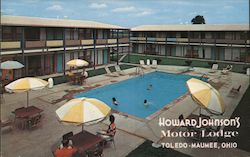Howard Johnson's Motor Lodge, Toledo-Maumee