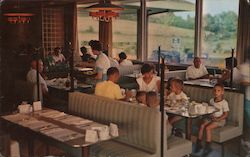 Howard Johnson's Dining Room