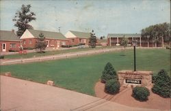 Uniontown Motel and Howard Johnson's Restaurant