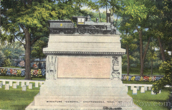 Miniature General Chattanooga Tennessee