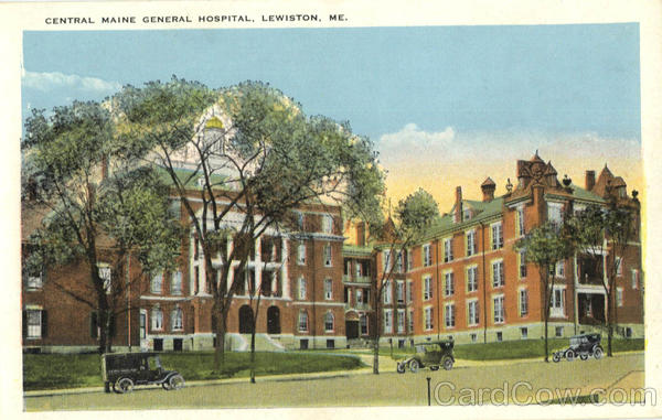 Central Maine General Hospital Lewiston