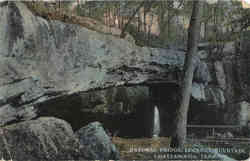 Natural Bridge, Lookout Mountain