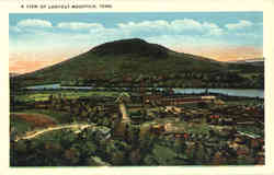 A View Of Lookout Mountain