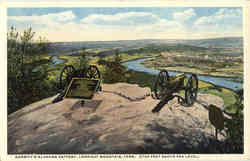 Garrity's Alabama Battery, Lookout Mountain