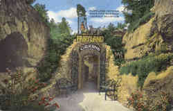 Fairyland Caverns, Lookout Mountain