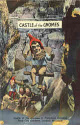 Castle of the Gnomes in Fairyland Caverns, Lookout Mountain