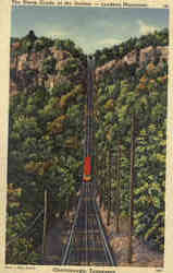 The Steep Grade of the Incline, Lookout Mountain