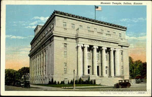 Masonic Temple Salina Kansas