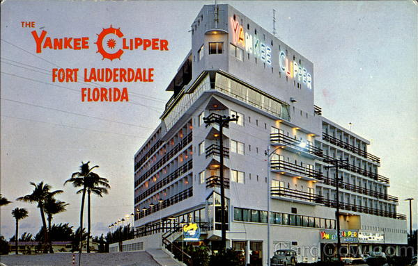 Yankee Clipper Fort Lauderdale Florida