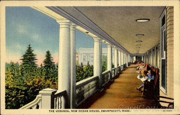 The Veranda New Ocean House Swampscott Massachusetts