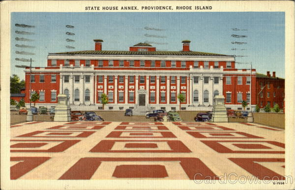 State House Annex Providence Rhode Island