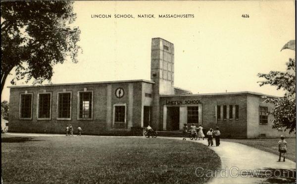 Lincoln School Natick Massachusetts