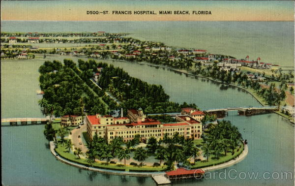 St. Francis Hospital Miami Florida