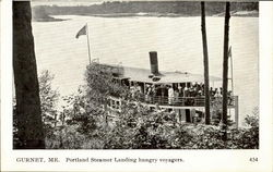 Portland Steamer Landing Hungry Voyagers