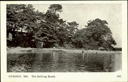 The Bathing Beach