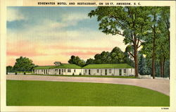 Edgewater Motel And Restaurant, US 17